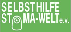 Logo Selbsthilfe Stoma-Welt e.V.